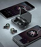 Беспроводные наушники AirPods M18 TWS Bluetooth 5,1 аирподс 3500 мп с Power Bank, фото 5