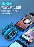 Беспроводные наушники M15 TWS Bluetooth 5,1, аирподс 2000 мп AirPods с Power Bank, фото 8