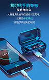 Беспроводные наушники M15 TWS Bluetooth 5,1, аирподс 2000 мп AirPods с Power Bank, фото 6