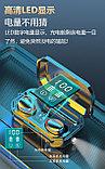 Беспроводные наушники M15 TWS Bluetooth 5,1, аирподс 2000 мп AirPods с Power Bank, фото 10