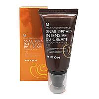 BB-крем с муцином улитки Mizon Snail Repair Intensive BB Cream SPF50+ PA+++