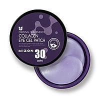 Гидрогелевые патчи с коллагеном Mizon Collagen Eye Gel Patch