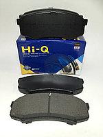 Kолодки тормозные задние HI-Q (LEXUS gs300, gs350, gs430, gs450h, gs460, gx470, is350, is250 /06-../; toyota)