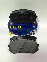Kолодки тормозные передние HI-Q (HYUNDAI elantra 11--; veloster 11--)