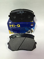 Kолодки тормозные передние HI-Q (MAZDA mpv; mitsubishi montero /01-06/)