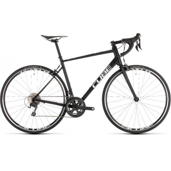 Велосипед шоссейный Cube Attain Race (2019)