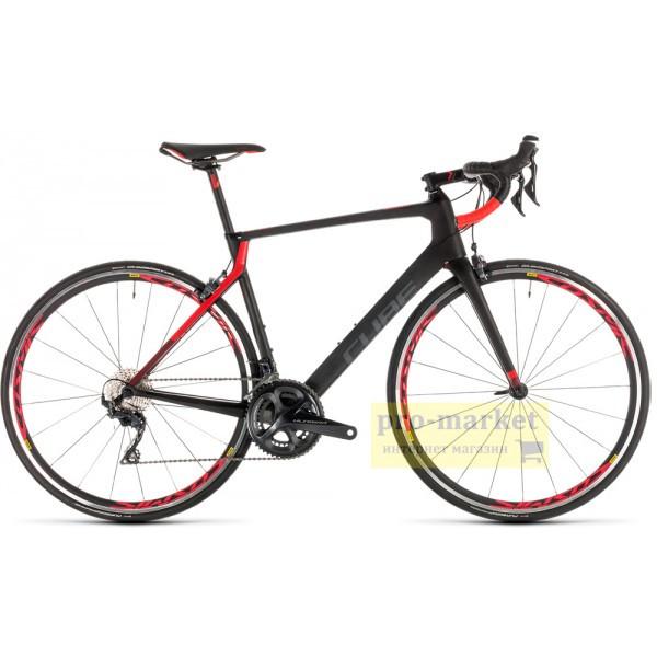 Велосипед шоссейный Cube Agree C:62 Pro (2019) рама 56см