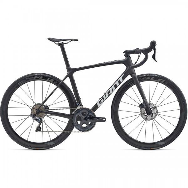 Шоссейный велосипед Giant TCR Advanced Pro Team Disc (2020)