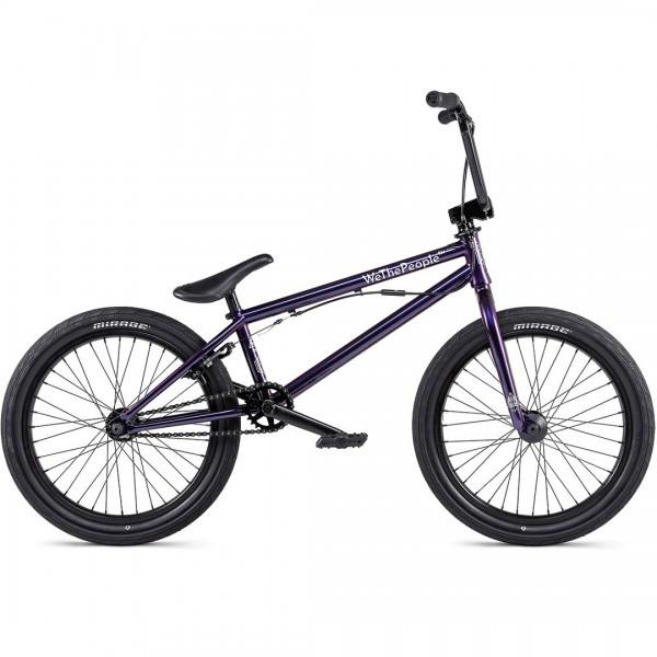 "BMX велосипед Wethepeople Versus 20.65"" (2020)"