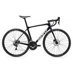 Шоссейный велосипед Giant TCR Advanced 2 Disc-Pro Compact (2021)
