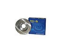 Диск тормозной передний HI-Q (Nissan Micra 3 (K12), Note (E11) 1.5)