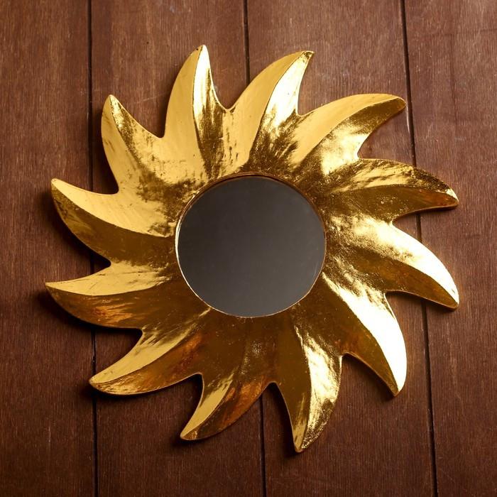 "Зеркало ""Золотое солнышко"""