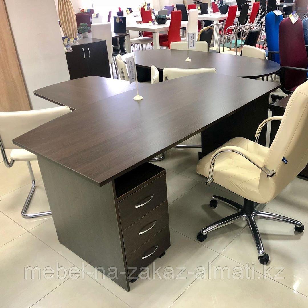 Мебель для офиса на заказ Алматы
