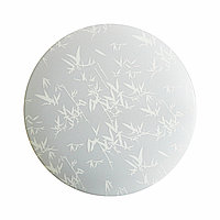 Светильник потолочно-настенный LED 12w 6400К, 230мм, ультратонкий круг Бамбук