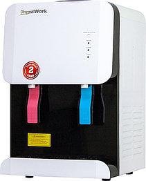 Кулер для Воды Aqua Work 105-TDR белый-черный