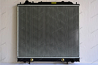 Радиатор охлаждения GERAT MS-106/3R Mitsubishi Space Gear, L400, Delica IV пок. 2.4i, 2.5TD, 2.8TD