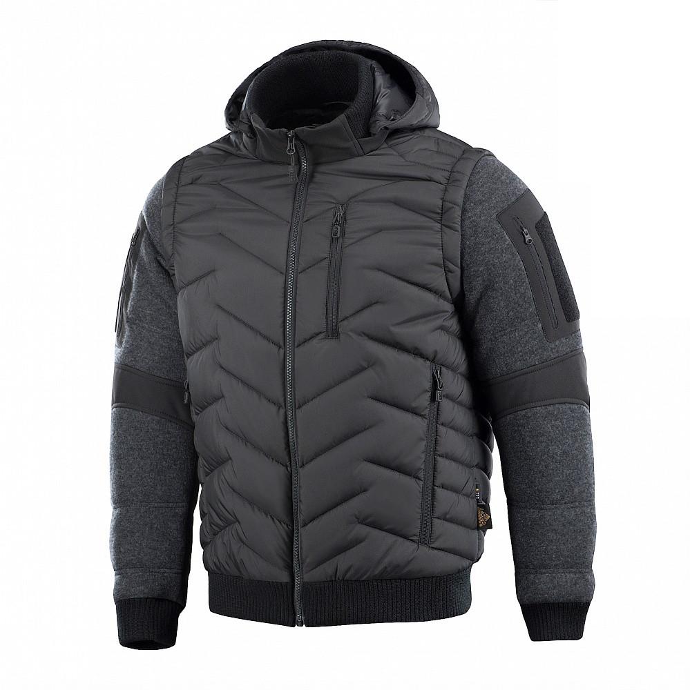 Зимняя мужская куртка-жилет «Konung» - фото 1