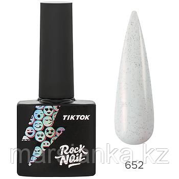 Гель-лак RockNail Tik Tok #652, 10мл