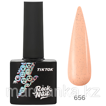 Гель-лак RockNail Tik Tok #656, 10мл
