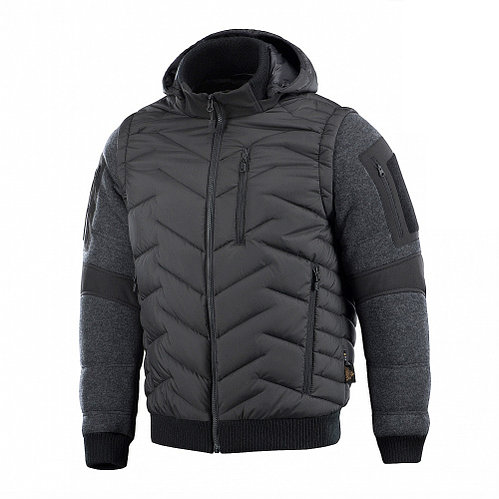 Зимняя мужская куртка-жилет «Konung» 2XL