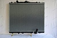 Радиатор охлаждения GERAT MS-111/3R Mitsubishi Challenger, Montero Sport I пок. 2.5TD