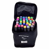 Маркеры Touch Мини Медведь 16MKB-3 36 цветов