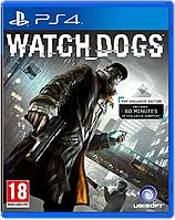 Watch Dogs на Sony PlayStation 4 PS4 Б.У.