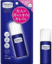 Дезодорант Deoco 30 мл, запах пота, возрастной запах, повышенное потоотделение