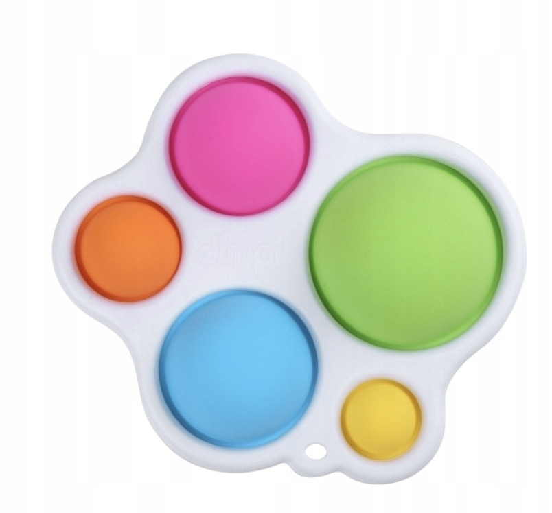 Simple Dimple игрушка антистресс Симпл Димпл большой
