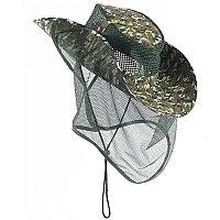 Панама шляпа с сеткой от солнца