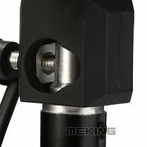 Двойной держатель-патрон Е27 для студийного света с площадкой холодный башмак, фото 3