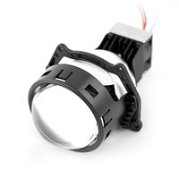Светодиодные линзы MTF LASER JET BiLED 3 Full Laser & LED system