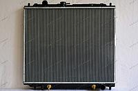 Радиатор охлаждения GERAT MS-107/3R Mitsubishi Pajero II пок. 2.8TD правый руль