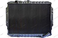 Радиатор охлаждения GERAT MS-124/3R Mitsubishi Pajero II пок. 1991-1999 2.4i, 2.5TD