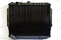 Радиатор охлаждения GERAT MS-127/3R Mitsubishi Pajero II пок. 1991-1999 3.5i V6