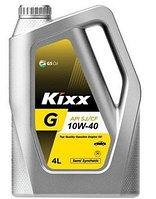 Моторное масло KIXX G SJ 10w40 4L