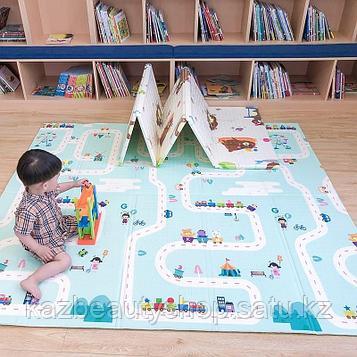 Детский складной коврик