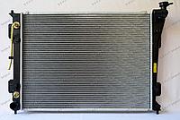 Радиатор охлаждения GERAT HY-118/1R Hyundai Sonata YF, I40, Kia Optima III пок.