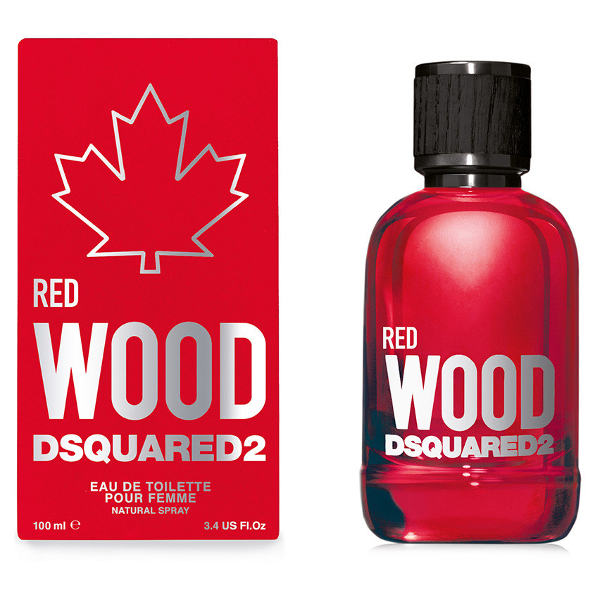 Dsquared2 Red Wood Pour Femme edt 100ml