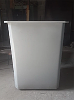 Мусорные контейнеры толщина 2 мм без крышки, без колес