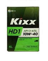 Моторное масло KIXX HD1 10w40 4L