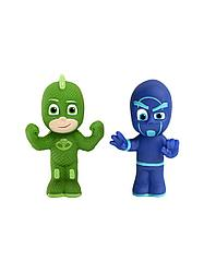 Игровой набор «Герои в масках.Гекко и Ночной ниндзя» пластизоль
