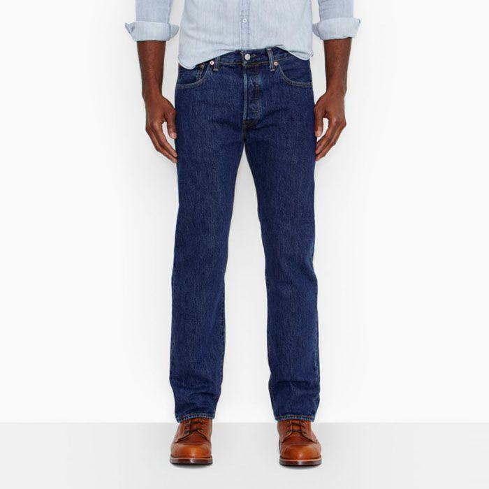 Levi's 501 Jeans - Мужские джинсы -А4
