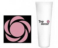 """Краситель розовый леденец """"Top Decor"""" 100 гр"""