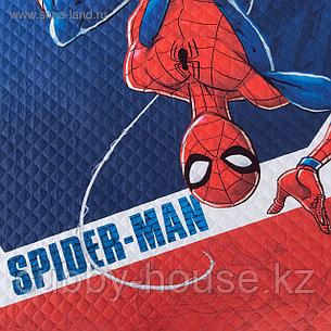 "Покрывало ""Человек паук"" 1,5 сп, 145х210 см, микрофибра, фото 2"