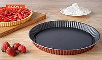 Форма для пирога Забава 28см (Scovo, Россия)