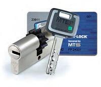 Сердцевина Mul-T-lock MT5+ 33/33Т (66) с вертушкой - Новое поколение высокосекретных цилиндров .