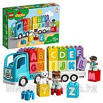 LEGO Duplo конструктор Грузовик «Алфавит» 10915
