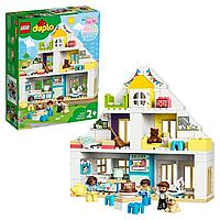 LEGO Duplo конструктор Модульный игрушечный дом 10929, фото 1