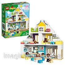 LEGO Duplo конструктор Модульный игрушечный дом 10929
